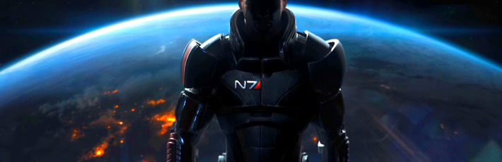 Mass Effect 3 – High Resolution Textures and Illumination Mod