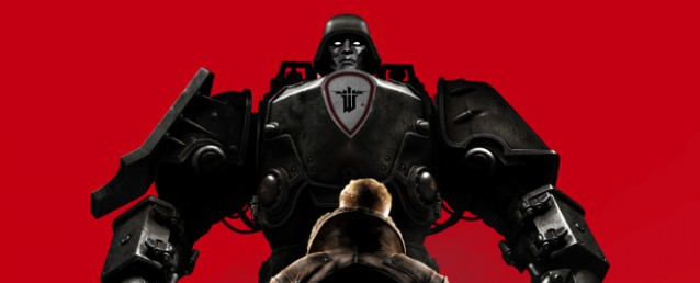 Wolfenstein: The New Order with SweetFX (SMAA and more)
